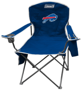 Ultimate Tailgating Gear_Buffalo Bills Cooler Quad Chair