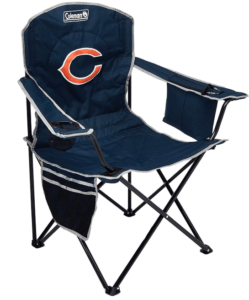 Swell Chicago Bears Cooler Quad Chair Ultimate Tailgating Gear Ocoug Best Dining Table And Chair Ideas Images Ocougorg