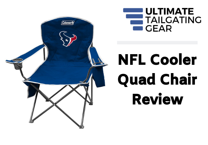 NFL Cooler Quad Chair Review
