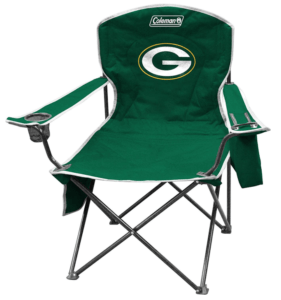 Green Bay Packers Cooler Quad Chair