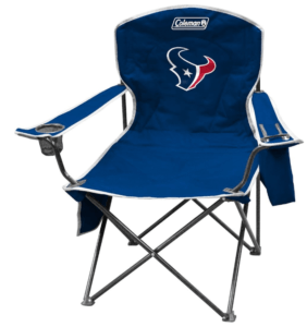 Houston Texans Cooler Quad Chair
