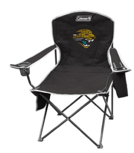 Jacksonville Jaguars Cooler Quad Chair