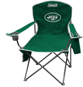 New York Jets Cooler Quad Chair