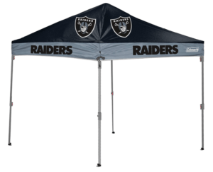 Oakland Raiders Canopy