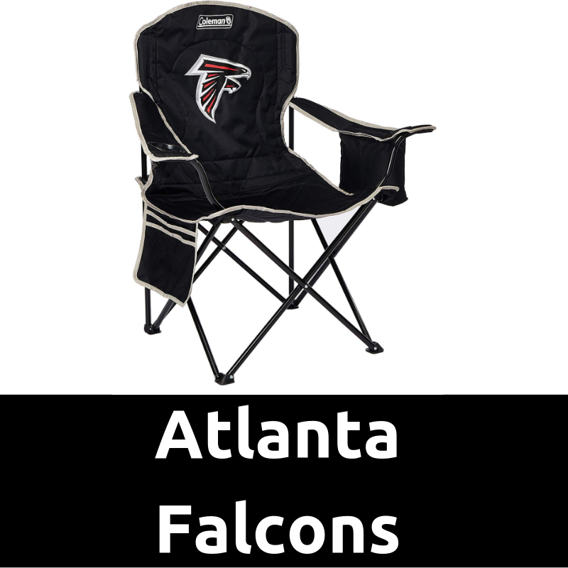 UltimateTailgatingGear_Atlanta Falcons Cooler Quad Chair