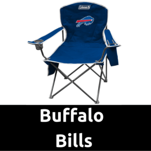 UltimateTailgatingGear_Buffalo Bills Cooler Quad Chair