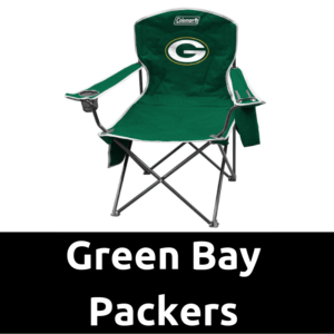 Ultimate Tailgating Gear_Green Bay Packers Cooler Quad Chair