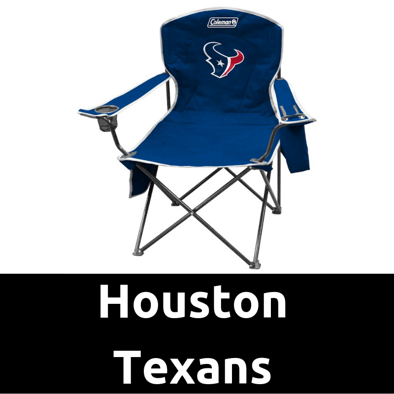 Ultimate Tailgating Gear_Houston Texans Cooler Quad Chair