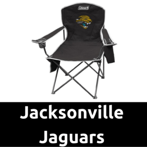 Ultimate Tailgating Gear_Jacksonville Jaguars Cooler Quad Chair