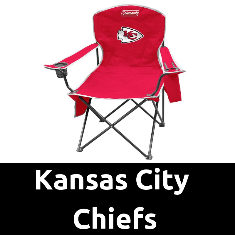 Ultimate Tailgating Gear_Kansas City Chiefs Cooler Quad Chair