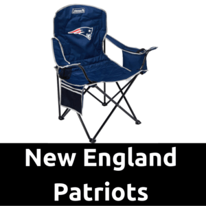 Ultimate Tailgating Gear_New England Patriots Cooler Quad Chair