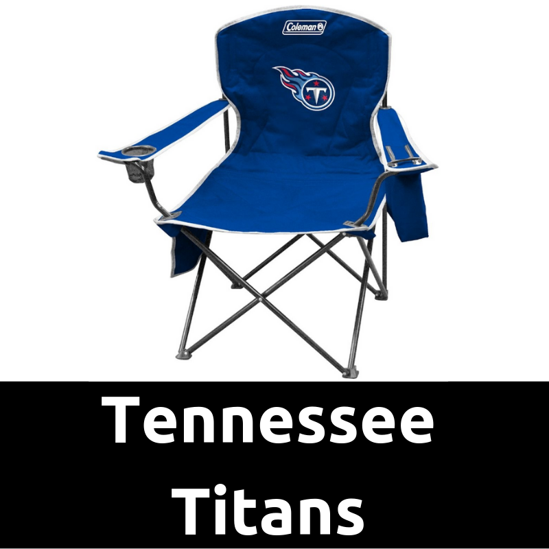 Ultimate Tailgating Gear_Tennessee Titans Cooler Quad Chair