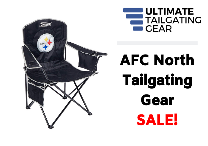 AFC North Tailgating Gear