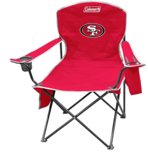 SanFrancisco 49ers Cooler Quad Chair