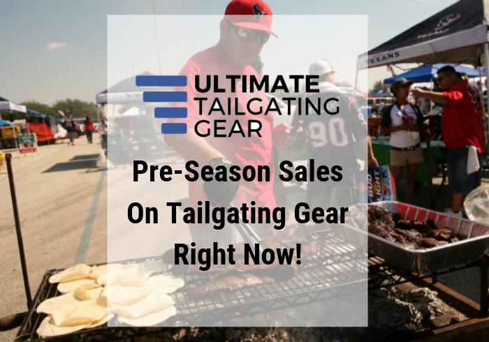 Ultimate Tailgating Gear