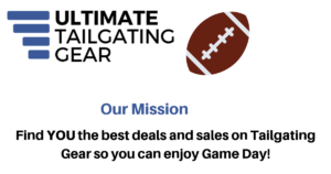 Ultimate Tailgating Gear Mission