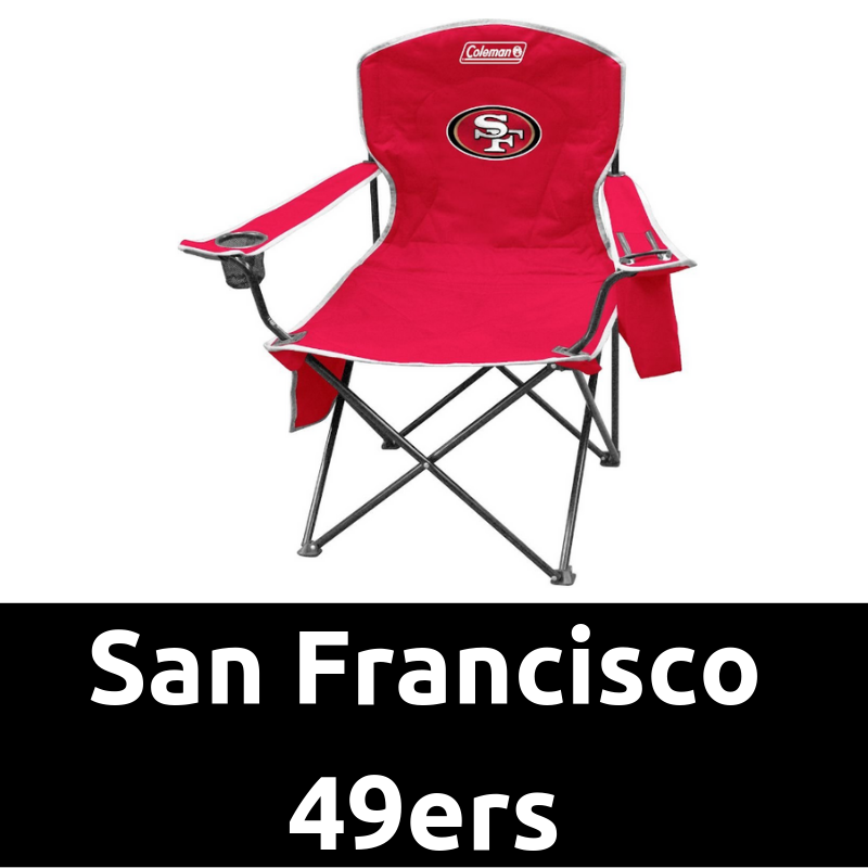 Ultimate Tailgating Gear San Francisco 49ers