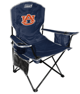 Auburn Tigers Cooler Quad Chair Ultimate Tailgating Gear