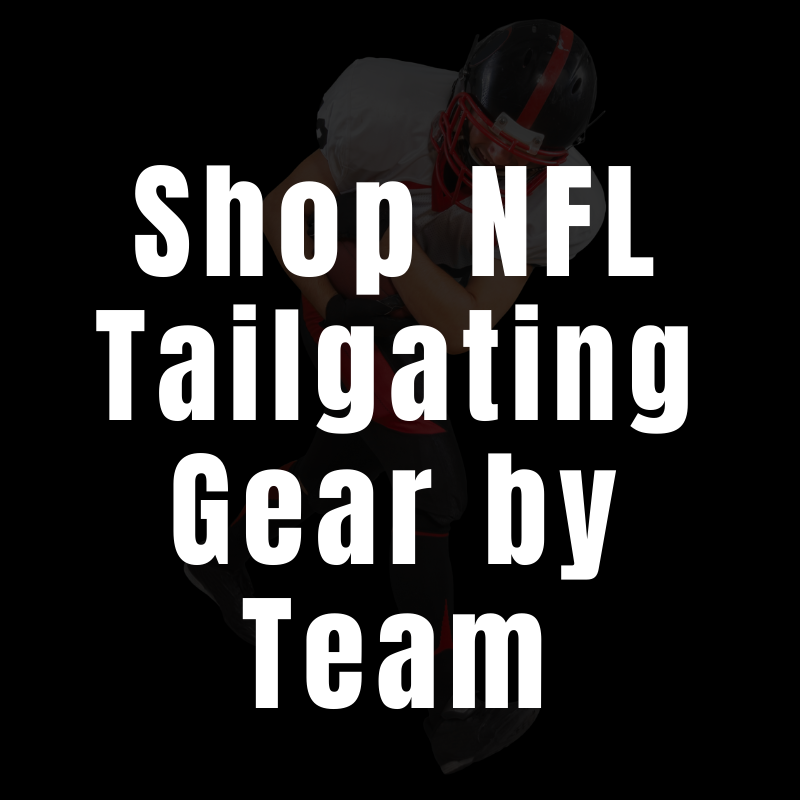 Shop NFL Tailgating Gear by Team Ultimate Tailgating Gear (1)