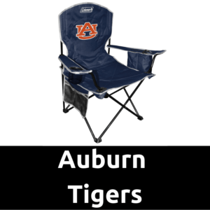 UltimateTailgatingGear_Auburn Tigers Cooler Quad Chair